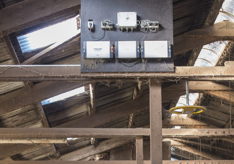 Nedap COWcontrol - Cow Positioning and the V-packs